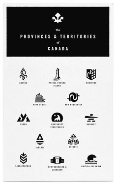 MGH_MidCenturyCanada_15 #glyphs #icons #pictograms