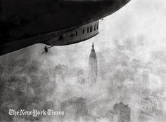 Dark Roasted Blend: Airship Dreams, Part 1 #york #airship #new
