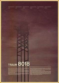 TRAUM8018 (2011) #weak #perception #traum #psychologic #brain #dream #sleep #analysis #explore #tower #trumen #dark #weird