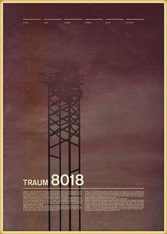 TRAUM8018 (2011) #weak #perception #traum #psychologic #brain #dream #sleep #analysis #explore #tower #trumen #dark #weird
