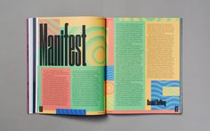 A New Type of Imprint Vol. 11 on Behance