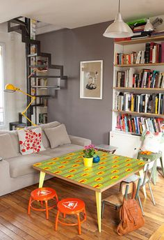 Design*Sponge » Blog Archive » sneak peek: ma mamie hippie #lounge