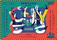 Partizan Brewing Cuvée G000 047 #brewery #partizan