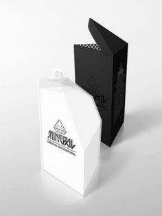Mineral #packaging