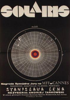 Solaris, Polish Movie Poster: Polish Posters Shop