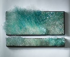Glass Sculptures Inspired by Wind and Water – Fubiz™ #sculptures