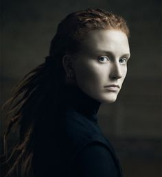 Portrait Photography by Desiree Dolron #inspiration #photography #portrait