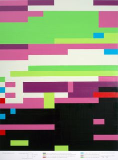Andrew Kuo | PICDIT #design #color #geometric #painting #art #artist