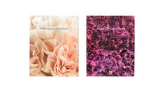 A Bouquet of Colours, Hotel Arts Barcelona | Thomas Manss & Company #design #book #photography #hotel #graphics #editorial #flowers #typography