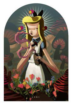 Alejandro sordi illustration #illustration #fantasy #girl