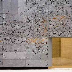 Dezeen » Blog Archive » San Telmo Museum Extension by Nieto Sobejano Arquitectos #architecture