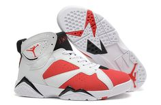 Nike Air Jordan White Vii 7 Retro Mens Black Nike shoes outlet on sale
