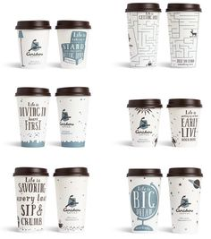 collemcvoy_caribou_05 #coffee #cups #design #typography