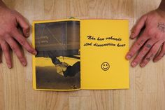 tumblr_lze2b7ZCht1royrwzo1_1280.jpg 1,280×853 pixels #smiley #yellow #fanzine