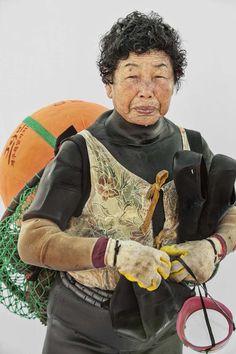 Hyung S. Kim Captures Stunning Portraits of Korea's Legendary Female Divers