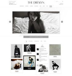 The Dreslyn by Hugo & Marie #design #web