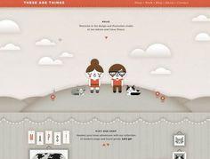 22 Beautiful Portfolio Websites to Inspire You #portfolio #design #parallax #interactive