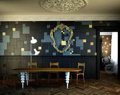 wallcoverings, tiles, walls, wall decor, wallpapers
