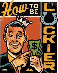 Lou Brooks Distressed Lou! #brooks #illustration #lou