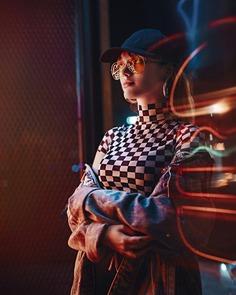 Vibrant Fashion and Street Style Photography by David Suarez