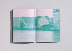 Fluctus Journal - DAVID TORR #print #design #book #publishing #photography #duotone