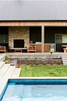Ceres House Inspired by American Ranch Style Architecture 3
