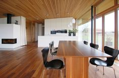 Farm house / k_m architektur #interior #wood #kitchen