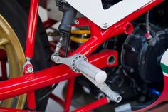 Foot Controls, Rear sets
