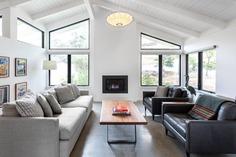 living room, Addition, Energy Retrofit, Atmosphere Design Build