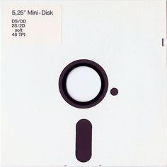 5,25 #mini #disk #25