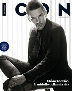 Icon (Milan, Italie / Italia) #icon #cover #fashion #man #magazine