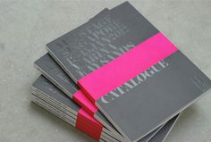 sam gough JOURNAL Graphic Designer and Creative Strategist in Derbyshire #print #design #book #blocking #fluro #foil