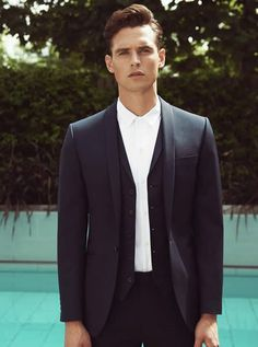 AR RED Nick Hart Spring/Summer 2014 #clothes #man