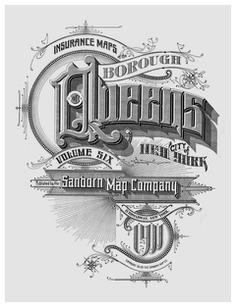 Sanborn Fire insurance map New York Brooklyn Suburbs 1895 detail