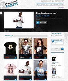 7 Free Responsive Magento Themes #ecommerce #responsive #magento