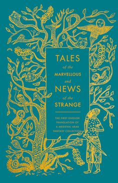 Tales of the Marvellous and News of the Strange #penguin #classic #book
