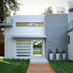 Contemporary House in Palo Alto, California