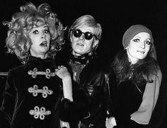 Sunglasses years seventies sixties - Occhiali da sole e personaggi degli anni 60 70 #andy #warhol #art
