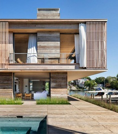 Acton Cove House by Bates Masi Architects 2