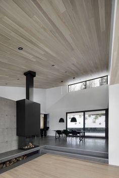 Vingt House, Bourgeois Lechasseur Architects 11