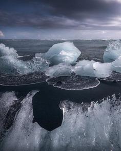 Magical Natural Landscapes of Iceland by Sara Delgado