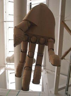 PUPPET HANDS : STUDIO XAG #hand #installation
