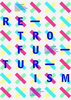 RETROFUTURISM #retrofuturism #poster