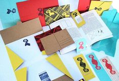 Dona Baronesa | Identity Designed #stamp #branding #identity #silhouette #stationery