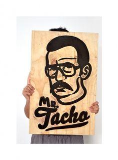linocut #tacho #design #wood #brand #linocut