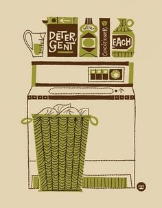 CORY LOVEN #illustration #vintage