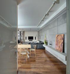 Equilibrium Apartment by Sergey Makhno Architect 8