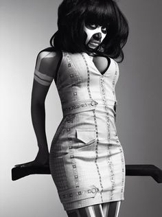 Nicki Minaj for V Magazine