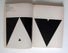 » Edition Hansjorg Mayer Flickrgraphics #graphic design #typography #layout