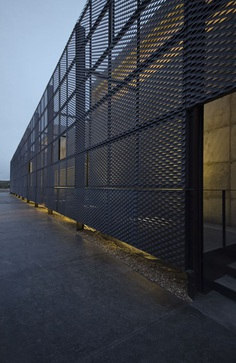 Visitor Reception Center Atapuerca, Burgos / Spain